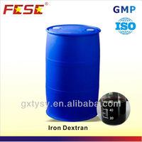 Iron Dextran Solution for High Quality Animal Medicine