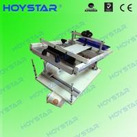 plastic cup/bottle manual screen printing machine price