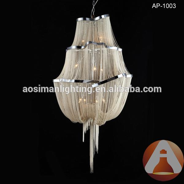 Atlantis Suspension Lamp - Three Tier