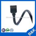 B&k cable hdmi versión 1.4 3d superior digital de alta definición por cable ordenador conectado a la tv por cable