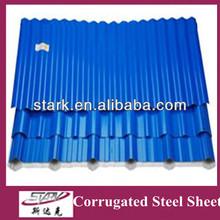 0.2mm PPGI/GI Corrugated Steel Sheet/Metal Roofing