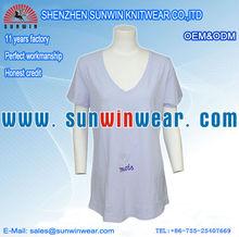 ladies t shirt dresses cotton 2012