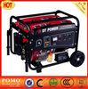 5.0 kw powerful portable gasoline generator