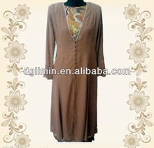 caftán damas vestido jubah