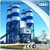 High quality HZS35 Mini Mobile Concrete Batching Plant