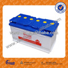 High Performance 12v 88ah dry car battery, bus battery on sale