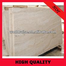 Original marble travertine,Beige italian travertine marble
