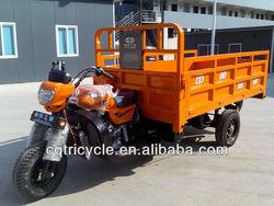 200CC water cooling three wheel cargo box motorcycle/mini truck