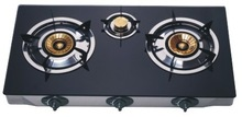 cooking range prices/Black Tempred Glass 3 Burner Gas Cooktop, gas stove parts