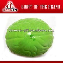 Christmas Children Toy Gift green brand shape stress ball