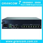 High Quality 8 Port IEEE802.3af/at 48V PoE Switch