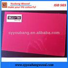 Popular cheap price furniture high gloss MDF UV board / acrylic sheet