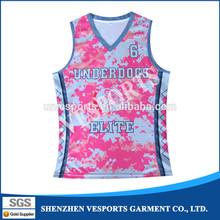 Professional Design Sports Basketball Jerseys