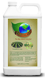 EarthCare with SumaGrow Organic Soil Enhancer - 0.5 Gallons