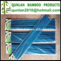 Colorful Bamboo Decorative Floral Sticks