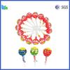Hot selling fruits flavour sugar round lollipop chupa chup