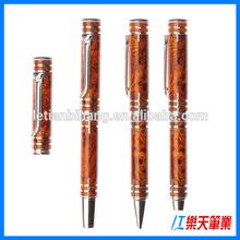 Lt-w129 métal stylet flashinglight stylus stylo bille