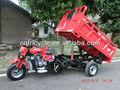 3 chopper de la rueda de la motocicleta triciclo triciclo con elevador hidráulico