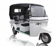 Bajaj passenger tricycle 3 wheelers taxi