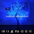 Ce& rós luz jardim/iluminação da árvore decorativa/artificial de flor de cerejeira da árvore fz-1536