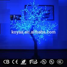 CE&RHOS Garden light/decorative tree lighting/artificial cherry blossom tree FZ-1536
