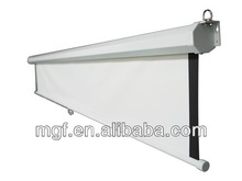 1: 1/4: 3 Matte White Manual Pull Down Projection Screen with Factory Price (JMW070070MWK)