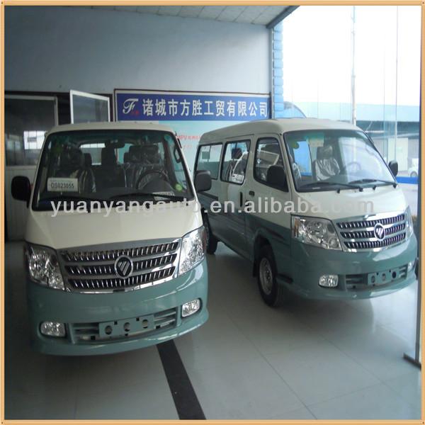 14 Seats Foton Vie Minibus/Mini Van Gasoline Drive