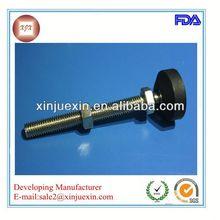 China flower shaped door knob