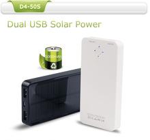 Great value solar 5000mah for samsung galaxy s4 power bank