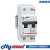 HM03N 2P NEW DX MINIATURE CIRCUIT BREAKER