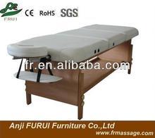 stationary massage table FMA206-1.2 japanese thai massage bed