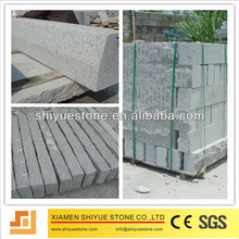 Natural Light Grey Granite Curbstone,Granite Kerbstone