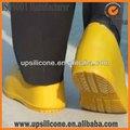 2014 novos silicone tampa da sapata impermeável do silicone galochas de borracha galochas