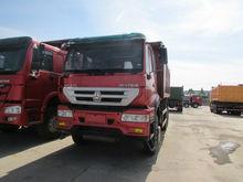 sinotruk howo12 wheel 336hp dumping truck for africa china dump truck
