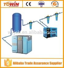 110kw screw type industrial air compressor (TW150AZ)