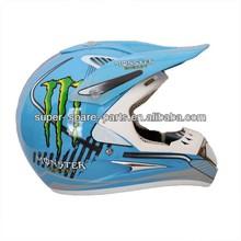 China Hot Sale full face motorcycle kids dirt bike helmets