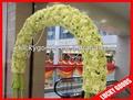 Artificial de casamento decorativa arranjo de flor hortênsia
