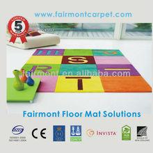 Super Soft Carpet, Floor Mat, Logo Mat,