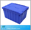 plastic container attached lid plastic container 540*393*310mm