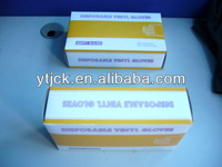 vinyl powder free glove medical grade