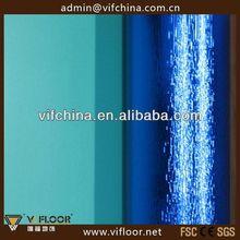 3mm blue ixpe foam floating floor underlayment