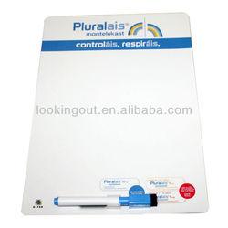 brands custom-making printable magnetic writing whiteboard
