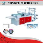 Self Adhesive Resealable Clear Plastic Cellophane Bag making machine