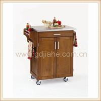 Hot!!! German outdoor mobile kitchen cart,food serving cart , mobile camp kitchen