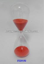1 Hour hourglass/sand watch/sand clock for home decoration
