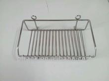 Rectangular decorative firmly metal golf ball basket PF-E731