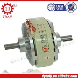 2014 china supplier hot selling high precision torque magnetic particle clutch for testing equipment