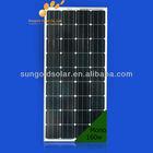 High quality cheapest 160w solar panel price list