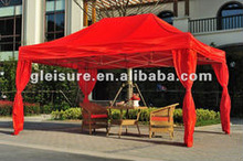 outdoor canopy, Outdoor folding tent polyester pvillion gazebo