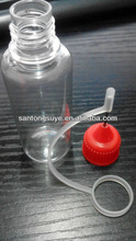 direct manufacturer ,supply many 20ml PET transparent e-liquid flavor bottle,plastic bottle